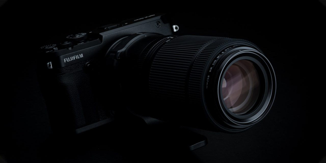 Fujifilm stellt Mittelformatobjektiv GF 100-200mm F5.6 R LM OIS WR vor