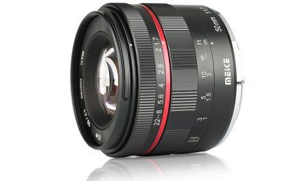 Jetzt auch für Nikon Z und Canon EOS R: Preisgünstiges 50/1.7 von Meike