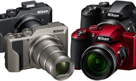 Zwei neue Super-Zoomer von Nikon: Coolpix A1000 und Coolpix B600
