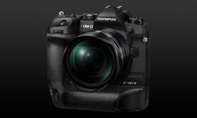 Olympus OM-D E-M1X im Detail