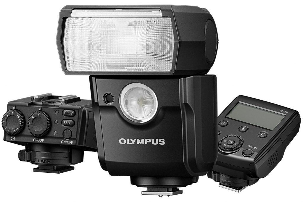 Olympus Blitzsystem
