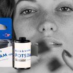 Lomography präsentiert B&W 100 Potsdam 35 mm Kino Film