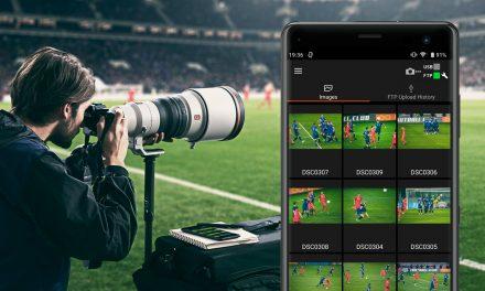 Für Alpha 9, Alpha 7R III und Alpha 7 III: Sony präsentiert Imaging Edge App