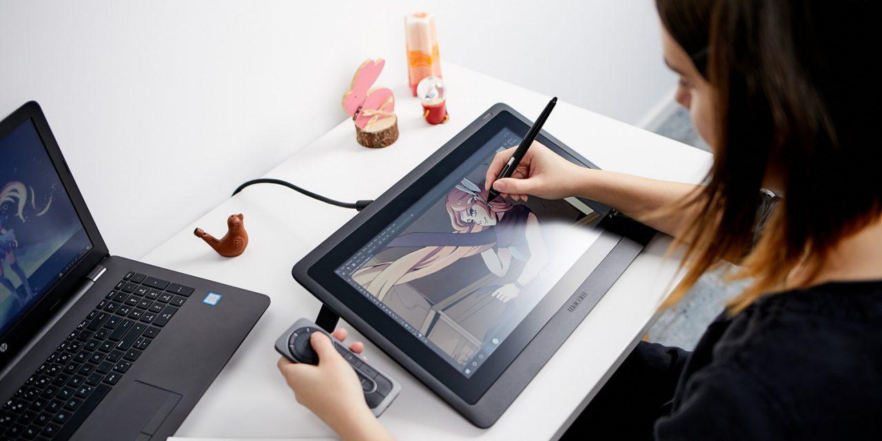 Wacom bringt neues Stift-Display Cintiq 16 auch für Photoshopper