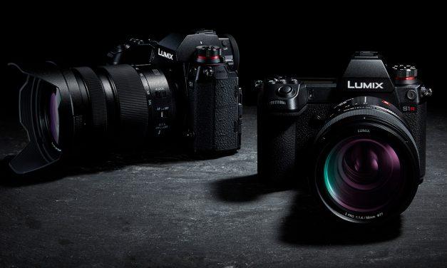 Panasonic präsentiert: Kleinbildspiegellose Lumix S1R mit 47 Megapixel und S1 mit 24 Megapixel
