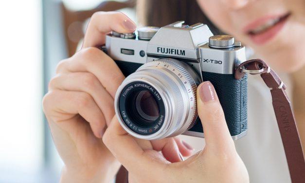 Neuheiten-Feuerwerk bei Fujifilm: X-T30, XF16mmF2.8 R WR und FinePix XP140 angekündigt
