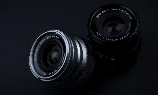 Fuji kündigt XF16mmF2.8 R WR an