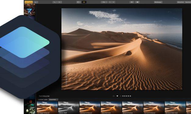 Luminar 3: Kostenloses Update mit neuen Funktionen veröffentlicht