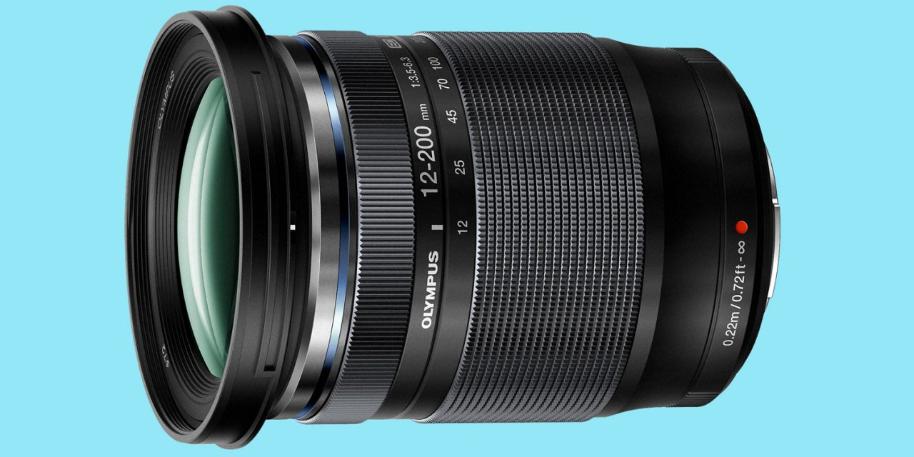 Olympus präsentiert Super-Zoom M.Zuiko Digital ED 12-200 mm 1:3.5-6.3