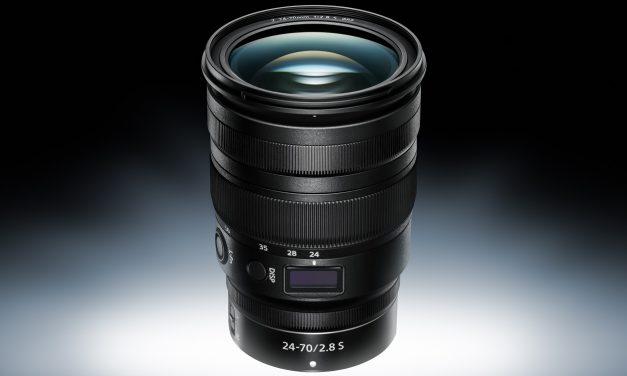 Neu von Nikon: Nikkor Z 24–70 mm 1:2,8 S
