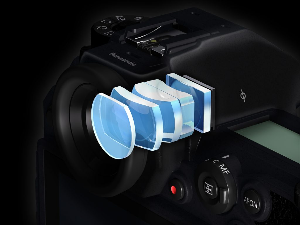 Panasonic Lumix S1 EVF