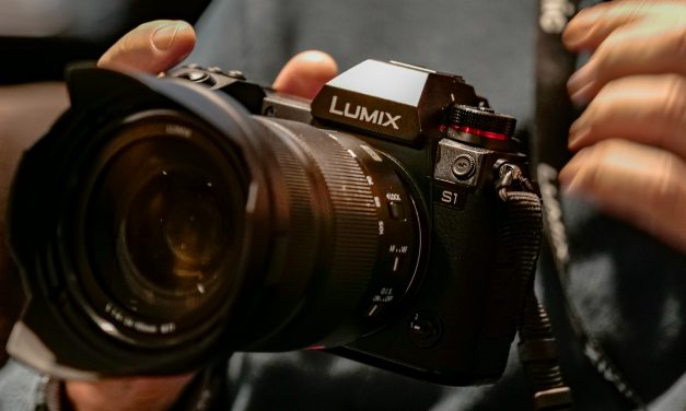 Panasonic Lumix S1 und S1R bereits ausprobiert