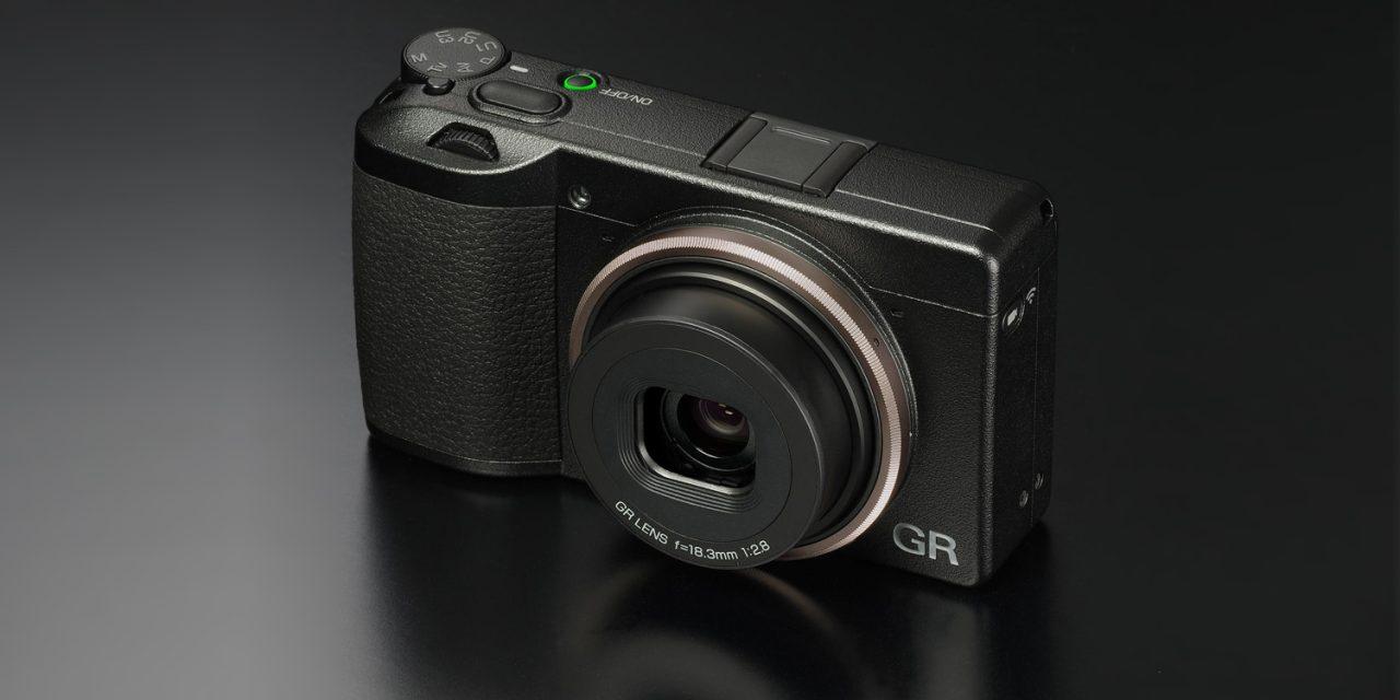 Ricoh präsentiert Edel-Kompakte GR III