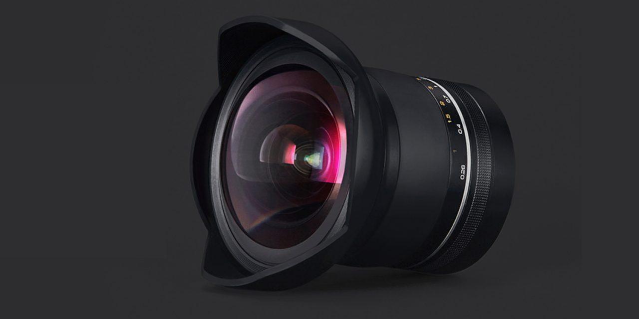 Samyang präsentiert XP 10mm F3.5 für Canon und Nikon