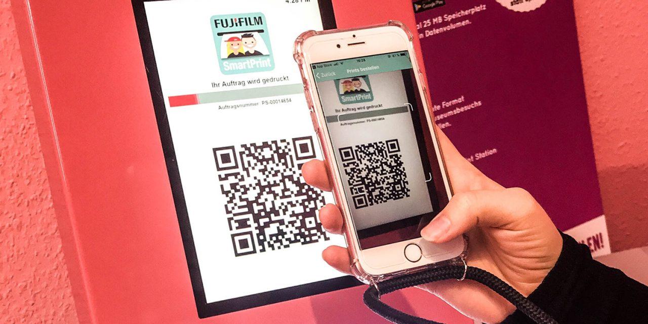 Fujifilm SmartPrint bringt Fotos vom Smartphone aufs Papier