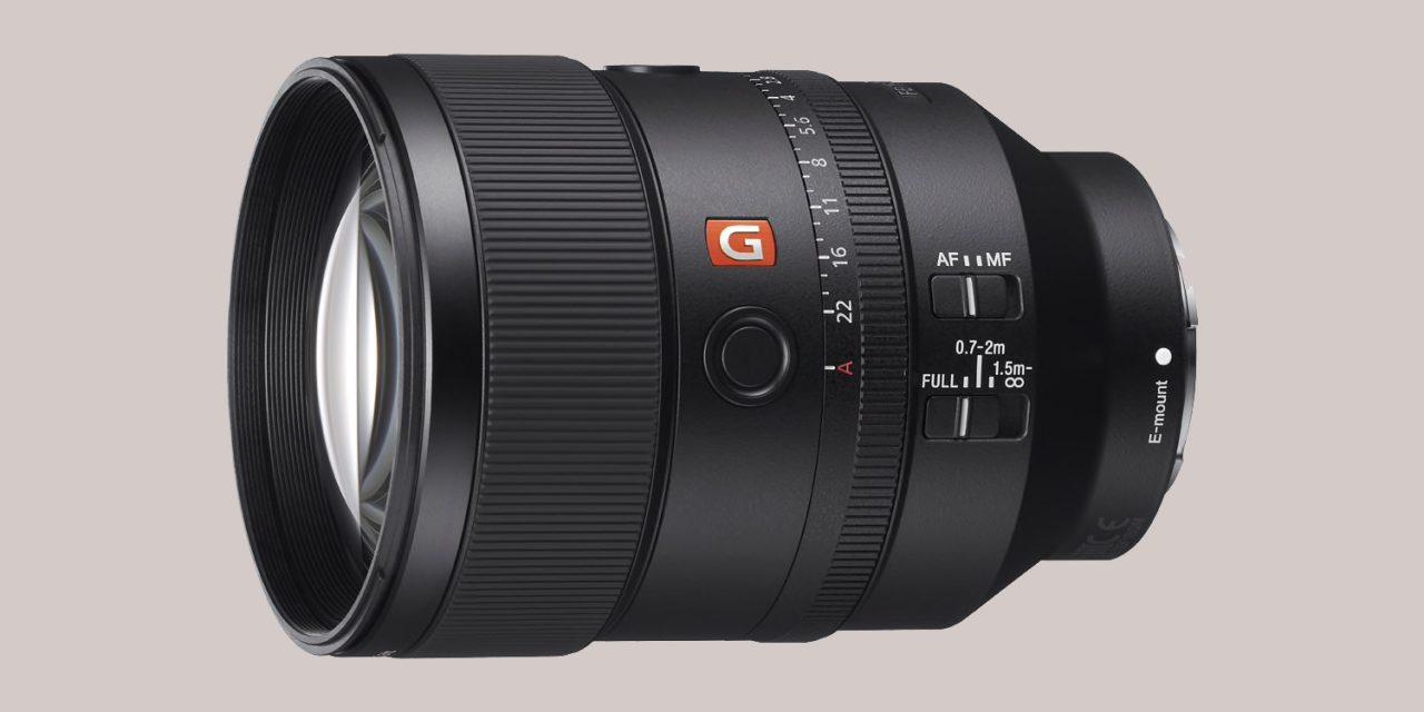 Sony bringt lichtstarkes Tele FE 135 mm F1.8 GM (aktualisiert)