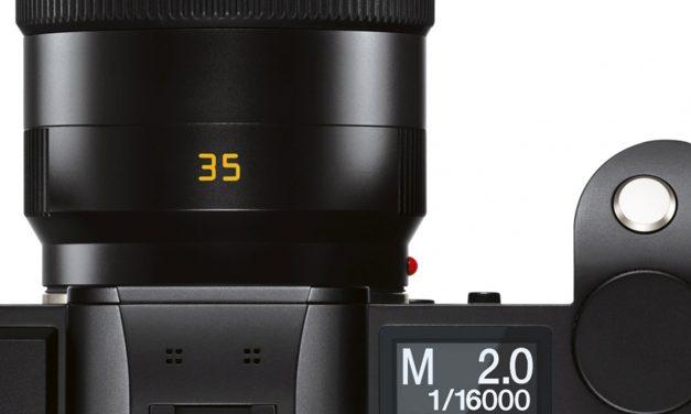 Neu von Leica mit L-Mount: APO-Summicron-SL 1:2/35 ASPH.