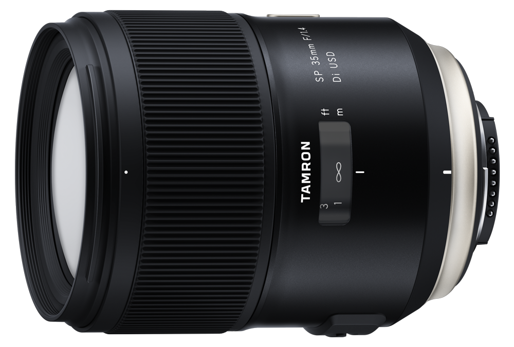 Tamron SP 35mm F/1.4 Di USD
