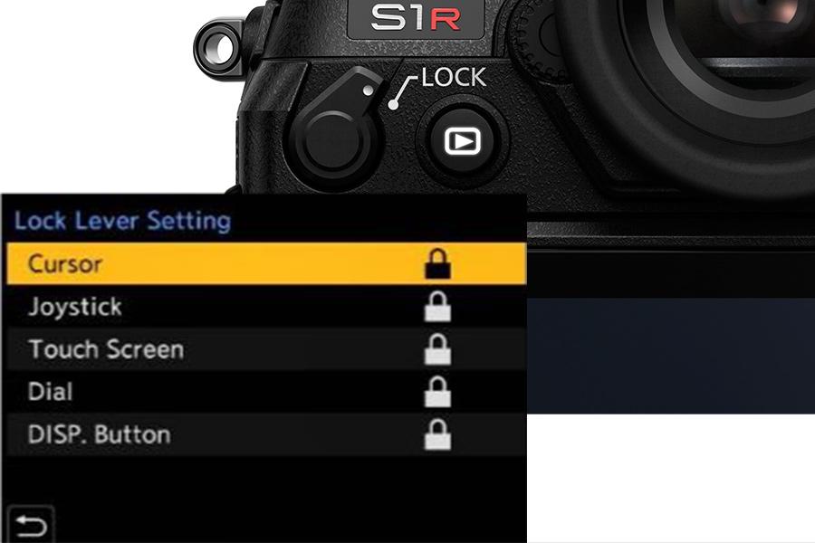 Verriegelungstaste-konfigurieren