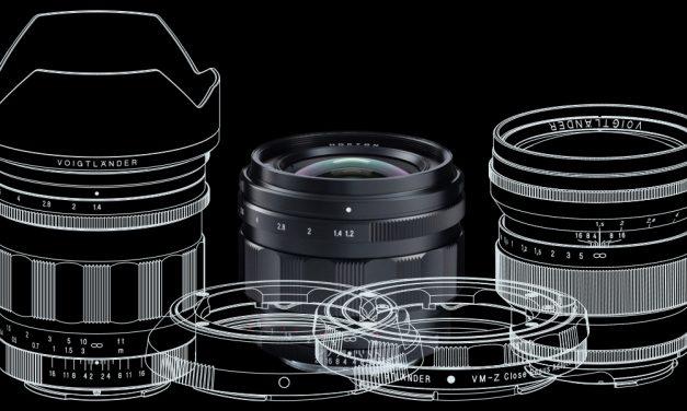 Voigtländer präsentiert neue Objektive für Sony E und Leica M