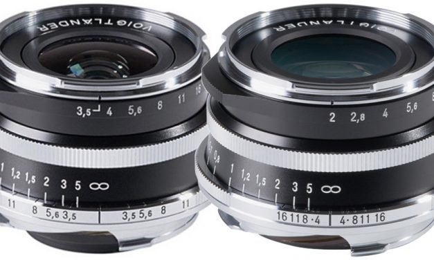 Neu von Voigtländer für Leica M: 21mm F/3,5 und 35mm F/2.0