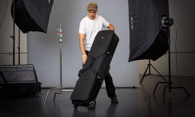 Transportkoffer nicht nur für Lampenstative: Thinktank photo Stand Manager 52