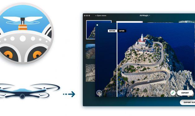 AirMagic: Bildbearbeitung für Drohnenfotos vorgestellt