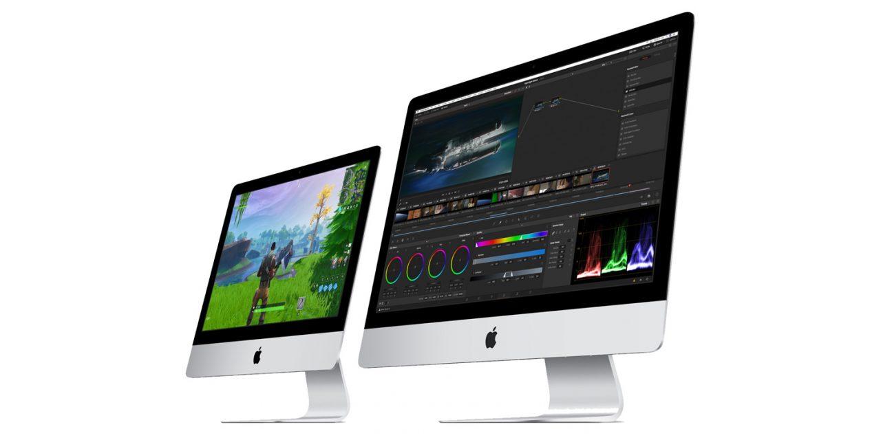 Neue iMac: Apple verdoppelt Leistung
