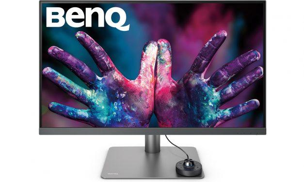 BenQ PD2720U: Hochauflösender Monitor für Bildbearbeiter