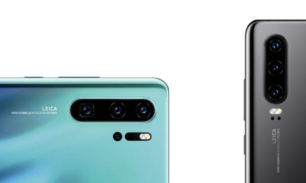 Huawei P30 und P30 Pro: Bei diesen Smartphones sollen es die Kameras richten