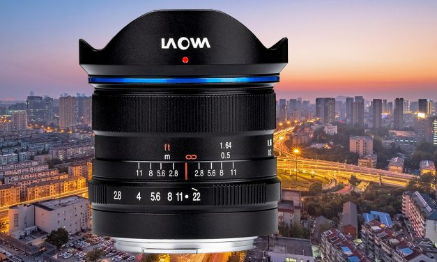 Laowa bringt 9mm F/2,8 Zero-D auch für Micro-Four-Thirds