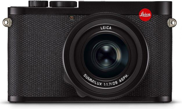 Leica Q2 vorgestellt: Edelkompakte mit 47,3 Megapixel und lichtstarkem 28er (aktualisiert)