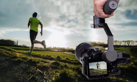 Benro RedDog R1: stabilisierter 3-Achsen-Gimbal für Videos mit der Systemkamera