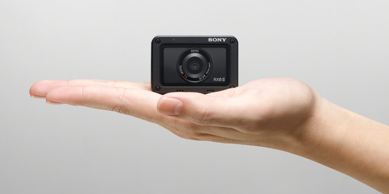 Sony präsentiert besonders kompakte RX0 II