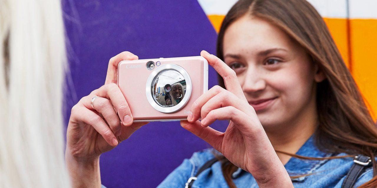 Canon Zoemini S und Zoemini C – zwei digitale Sofortbildkameras