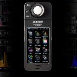 Sekonic C-800 Spectromaster: Farbtemperatur und Spektren von Lichtquellen messen