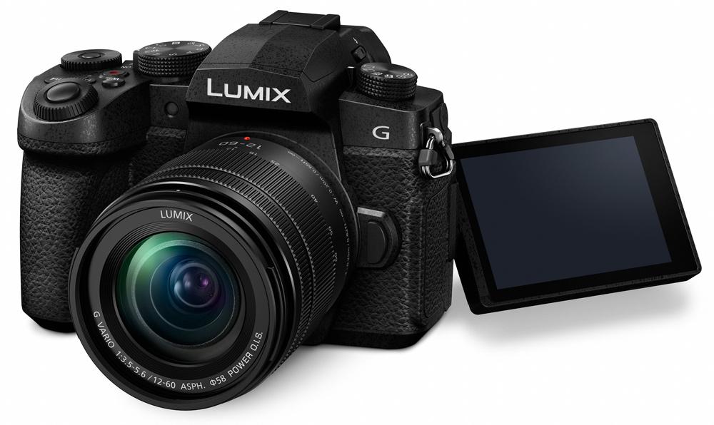 001_FY2019_LUMIX-G91m-Produktbild-Slant-LCD