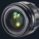 Lichtriese für Sony E: Voigtländer bringt 50 mm/1:1.2 Nokton E