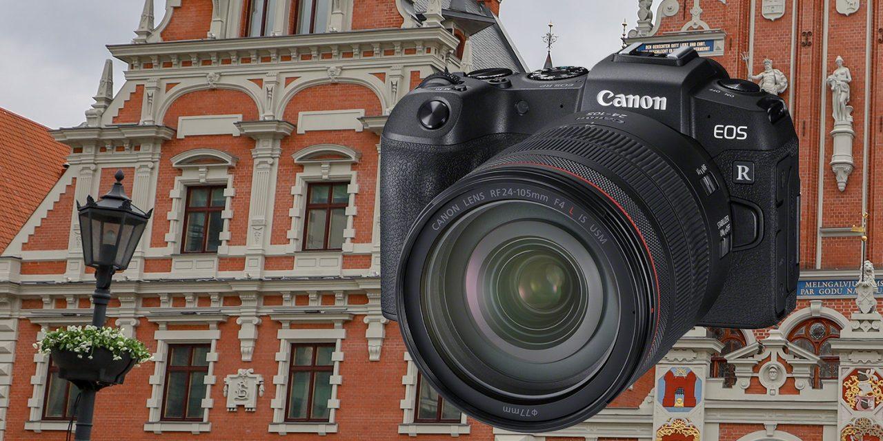 Mit der Canon EOS RP unterwegs in Riga