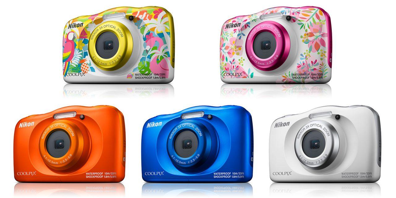 Neu von Nikon: Kompaktkamera Coolpix W150 – wasserdicht, robust und günstig