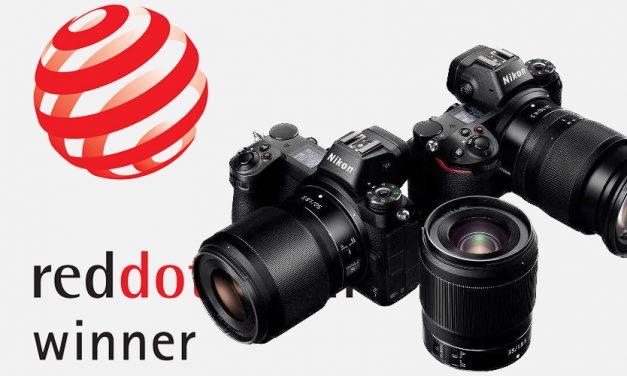 Nikon: Z-System und Coolpix P1000 mit Red Dot Award ausgezeichnet