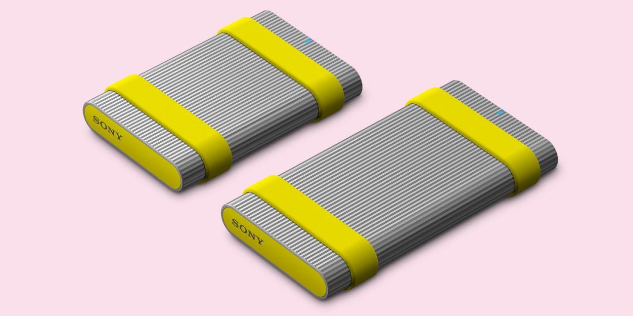 Neue externe SSD von Sony: Extrem robust, ultraschnell