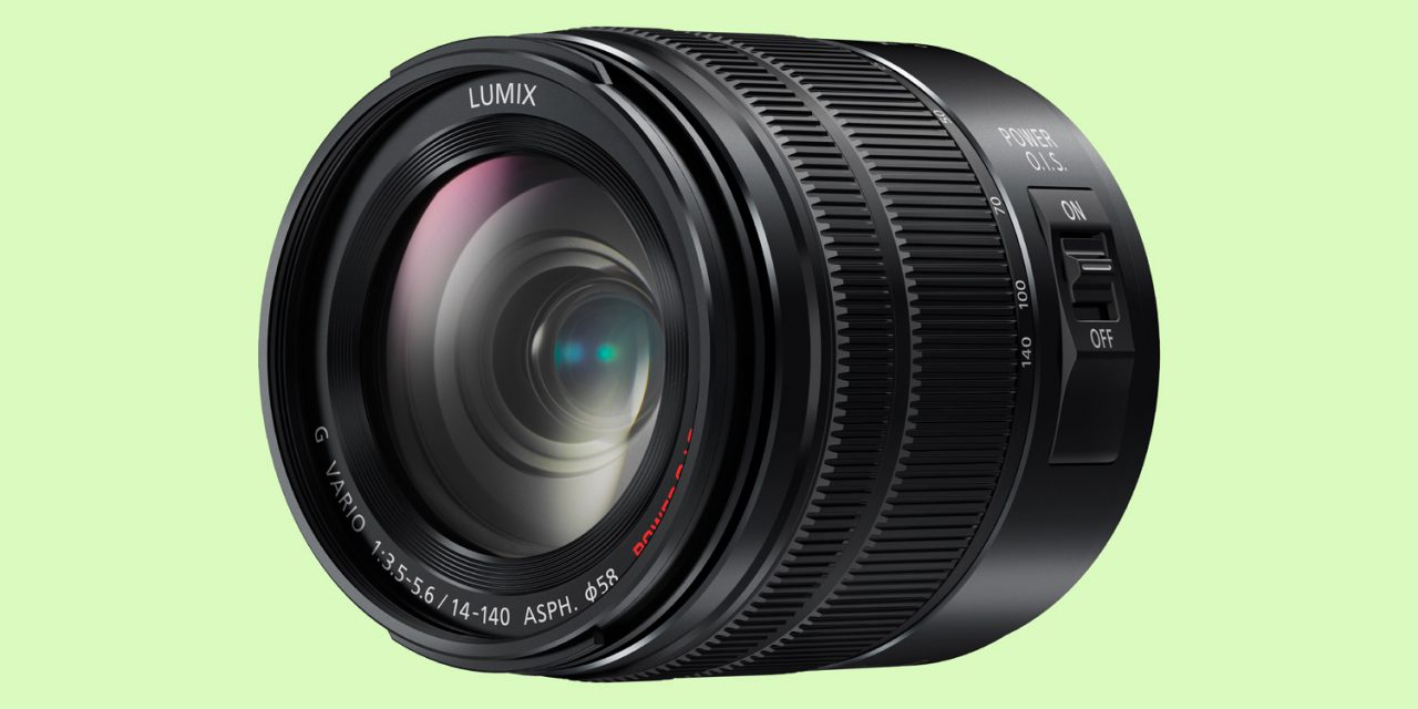 Neu von Panasonic: Allround-Zoom Lumix G Vario 14-140 mm / F3.5-5.6 ASPH. II / Power O.I.S.