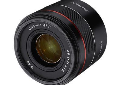 01 Samyang 45mm FE