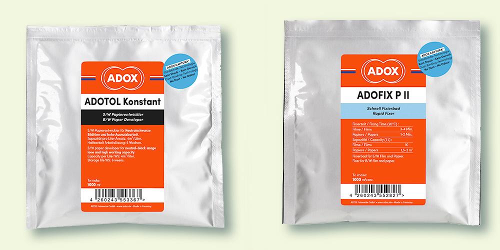 Adox revolutioniert Pulverchemie: Schluss mit dem gefährlichen Staub!