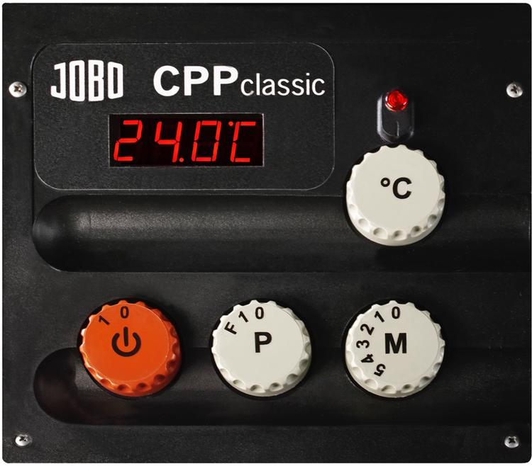 CPP-Classic-Einstellkonsole
