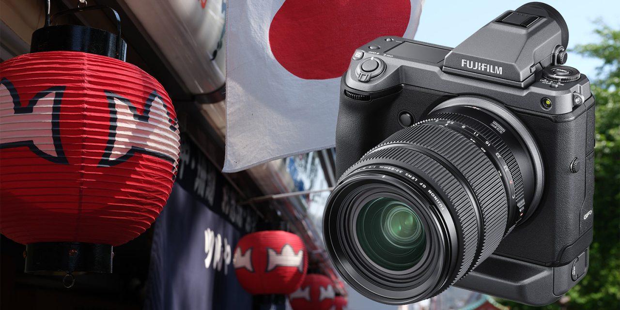 Fujifilm GFX100 bereits ausprobiert: Mit 102 Megapixel unterwegs in Tokio