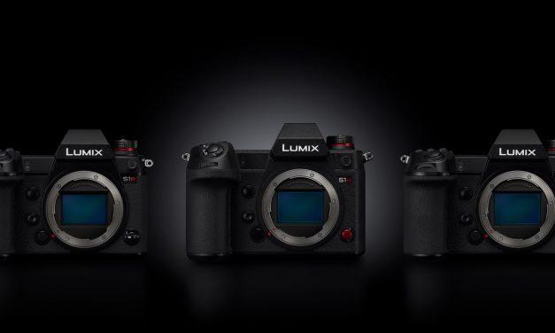 Panasonic kündigt Lumix S1H an, stellt Telekonverter für L-Mount vor und verbessert S1 per Software-Upgrade
