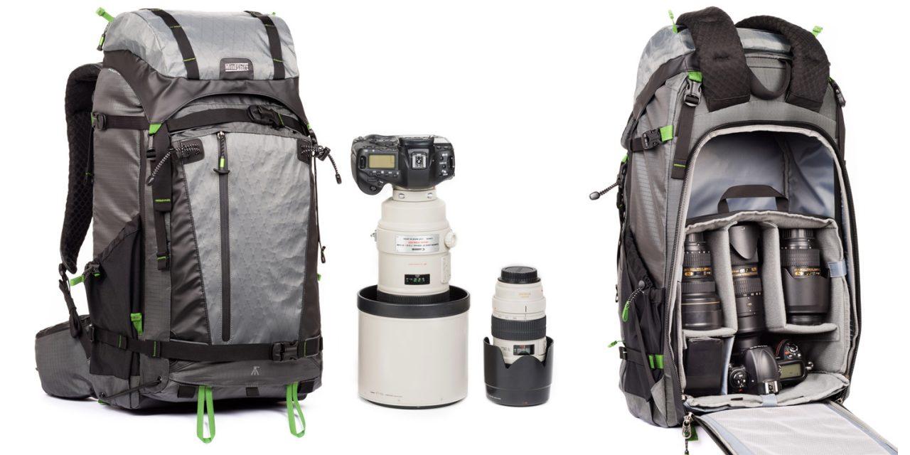 MindShift Gear BackLight Elite 45L: Transportiert die Fotoausrüstung und mehr