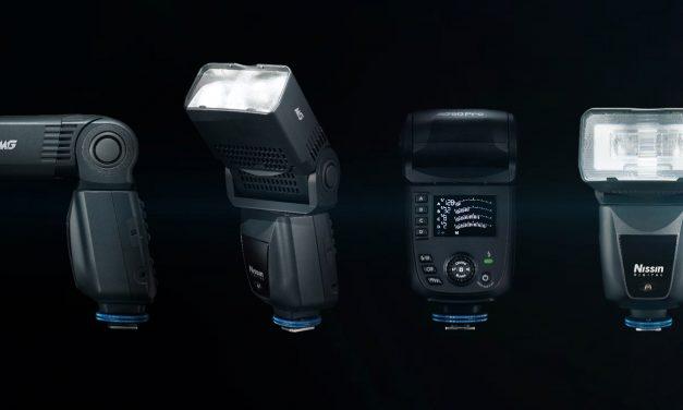 Neu von Nissin: Systemblitz MG80 Pro mit Leitzahl 60 für Canon, Nikon und Sony